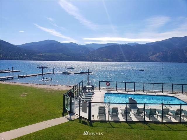 1 Lakeside 710-C, Manson, WA 98831 (MLS #1716504) :: Nick McLean Real Estate Group