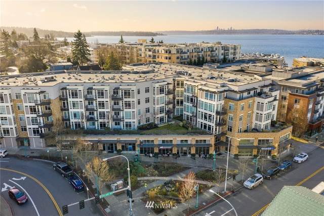 211 Kirkland Avenue #202, Kirkland, WA 98033 (#1716517) :: Ben Kinney Real Estate Team