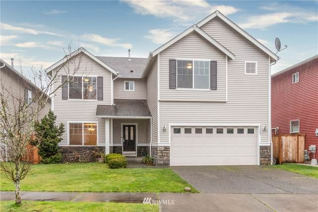 33060 41 Place S, Federal Way, WA 98001 (MLS #1716537) :: Brantley Christianson Real Estate