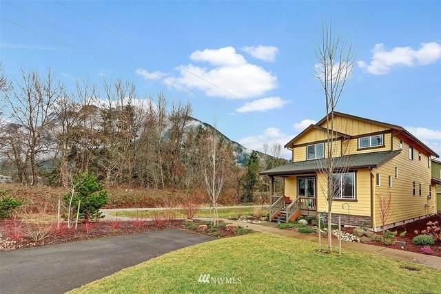 297 Olallie Place NE, North Bend, WA 98045 (#1716560) :: NW Homeseekers