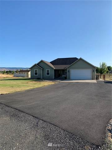 5 Brick Mill Road, Ellensburg, WA 98926 (#1716586) :: My Puget Sound Homes
