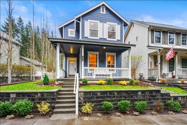 7822 Douglas Avenue SE, Snoqualmie, WA 98065 (#1716597) :: McAuley Homes