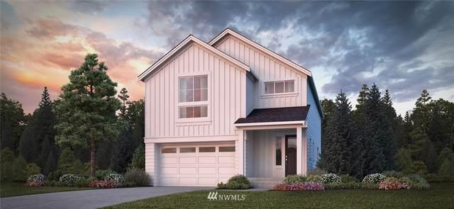 13420 185th (Lot 25) Drive SE, Monroe, WA 98272 (#1716641) :: Ben Kinney Real Estate Team