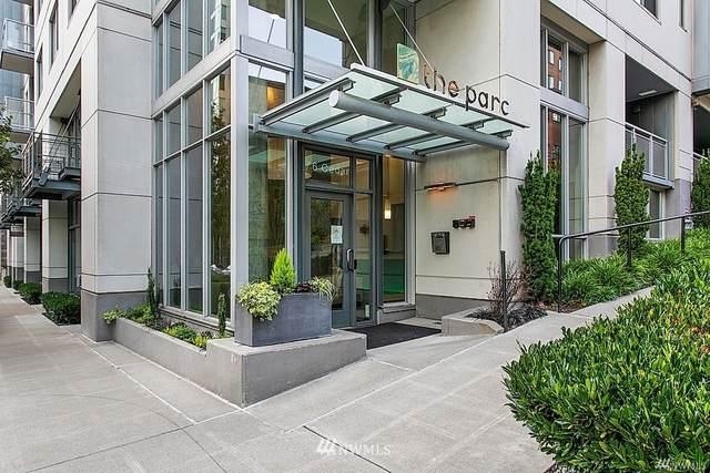 76 Cedar Street #510, Seattle, WA 98121 (MLS #1716645) :: Community Real Estate Group