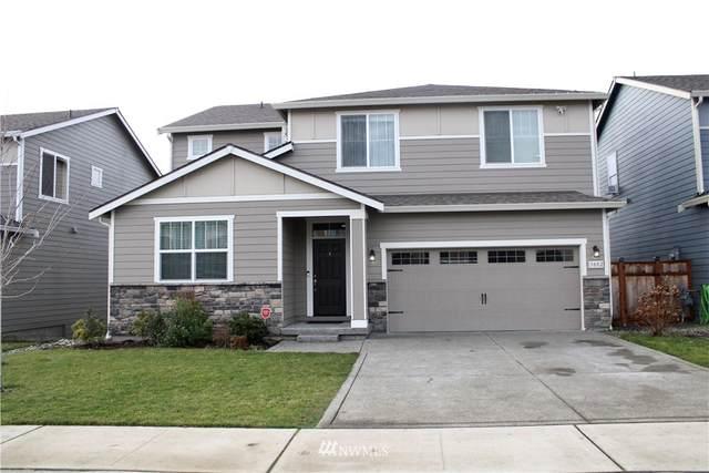 13802 67 Avenue E, Puyallup, WA 98373 (#1716649) :: Ben Kinney Real Estate Team