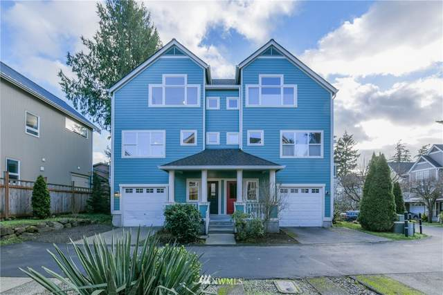 346 NE Wyatt Way #10, Bainbridge Island, WA 98110 (#1716672) :: Ben Kinney Real Estate Team