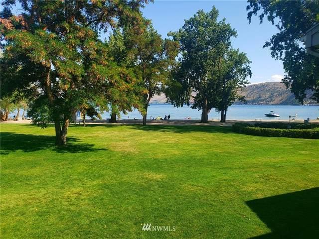 1 Beach 542-O, Manson, WA 98831 (#1716695) :: TRI STAR Team | RE/MAX NW