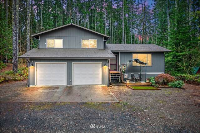 451 N Dow Mountain Drive, Hoodsport, WA 98548 (#1716704) :: Priority One Realty Inc.