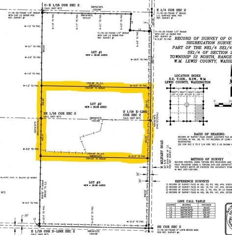 0 N Military Road, Napavine, WA 98565 (#1716717) :: Better Properties Real Estate