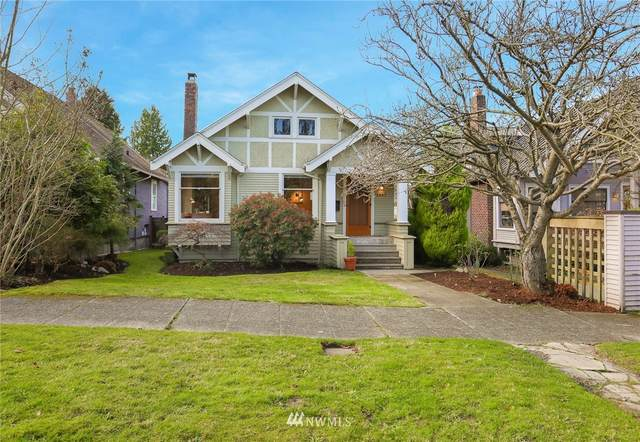 2447 2nd Avenue W, Seattle, WA 98119 (#1716801) :: Ben Kinney Real Estate Team
