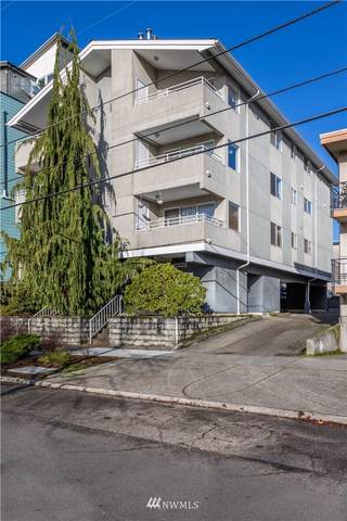 2222 NW 58th Street #301, Seattle, WA 98107 (#1716881) :: Ben Kinney Real Estate Team