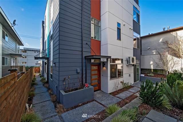 6313 42nd Avenue SW A, Seattle, WA 98136 (#1716885) :: Urban Seattle Broker