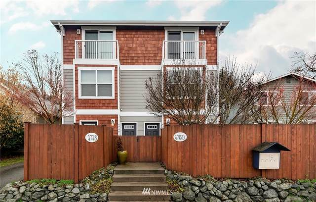 4750 Delridge Way SW B, Seattle, WA 98106 (#1716890) :: Keller Williams Western Realty