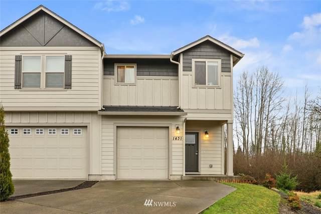 1431 NE 82nd Drive, Vancouver, WA 98665 (MLS #1716911) :: Community Real Estate Group