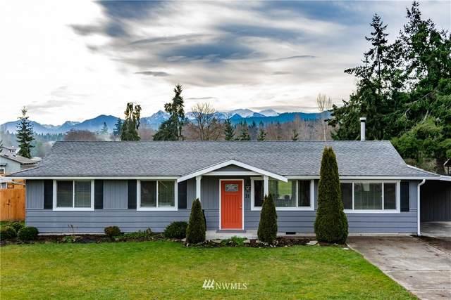 31 W Buena Vista Drive, Sequim, WA 98382 (#1716932) :: McAuley Homes