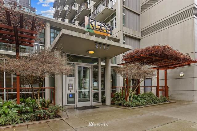 2717 Western Avenue #430, Seattle, WA 98121 (#1716941) :: My Puget Sound Homes