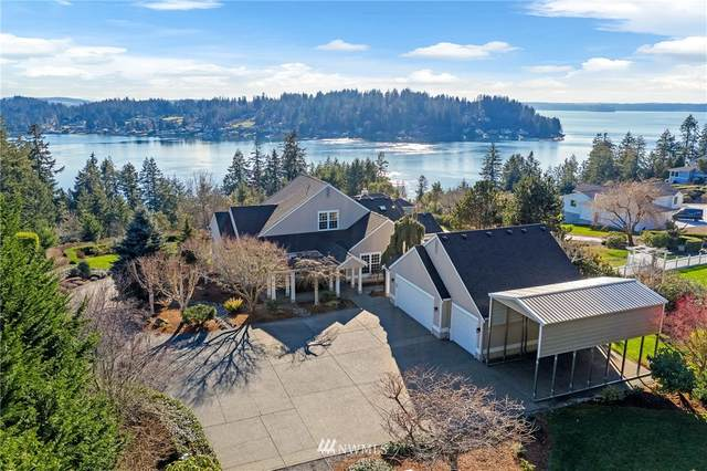 8603 Warren Drive NW, Gig Harbor, WA 98335 (#1716961) :: Ben Kinney Real Estate Team