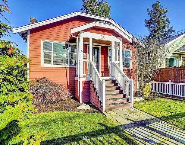 518 N 80th Street, Seattle, WA 98103 (#1717018) :: Canterwood Real Estate Team