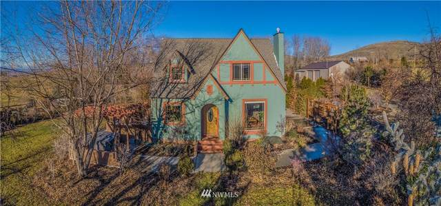 8201 4th Parallel Road, Ellensburg, WA 98926 (MLS #1717088) :: Brantley Christianson Real Estate