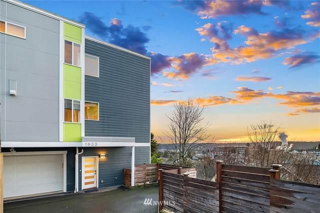 1833 S Bennett Street, Seattle, WA 98108 (#1717115) :: Ben Kinney Real Estate Team