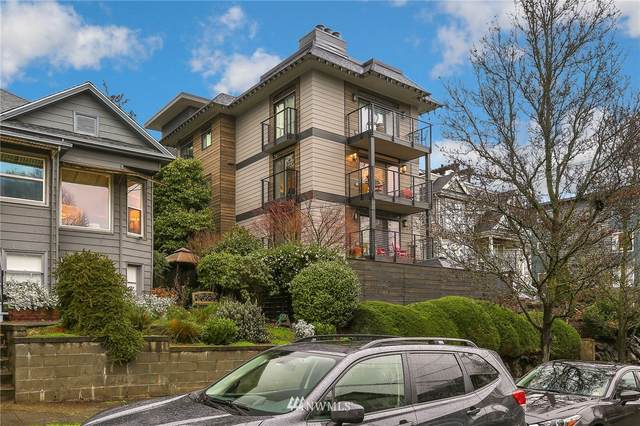 510 Ward Street #301, Seattle, WA 98109 (#1717135) :: My Puget Sound Homes