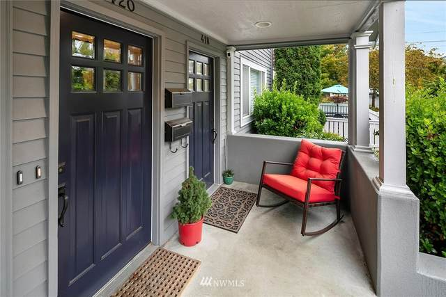 420 W Crockett Street, Seattle, WA 98119 (#1717167) :: Ben Kinney Real Estate Team