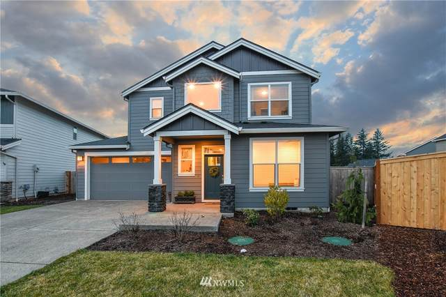 1619 NE 36th Circle, Camas, WA 98607 (MLS #1717210) :: Brantley Christianson Real Estate