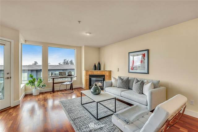 220 1st Street #404, Kirkland, WA 98033 (#1717211) :: Canterwood Real Estate Team