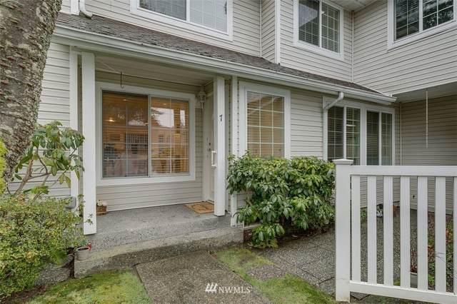 18541 Linden Avenue N #7, Shoreline, WA 98133 (#1717258) :: Ben Kinney Real Estate Team