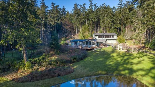 150 Mint Meadow Lane, Orcas Island, WA 98245 (#1717285) :: My Puget Sound Homes
