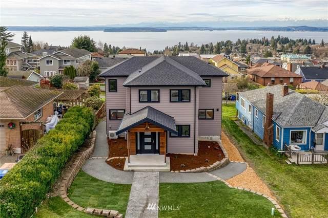 6727 39th Avenue, Seattle, WA 98136 (#1717310) :: Urban Seattle Broker