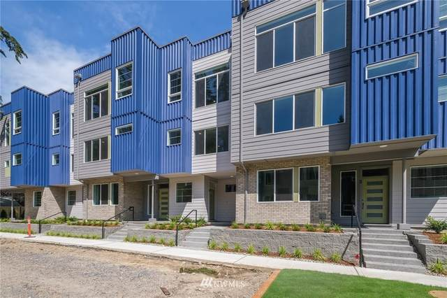 7628 NE 121st Lane #4.2, Kirkland, WA 98034 (#1717329) :: Ben Kinney Real Estate Team