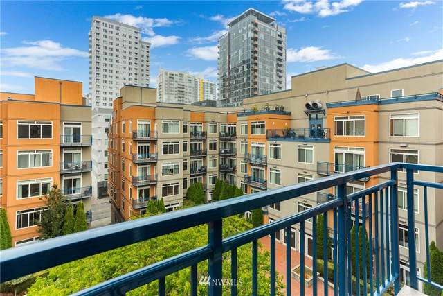 2414 1st Avenue #721, Seattle, WA 98121 (#1717337) :: My Puget Sound Homes
