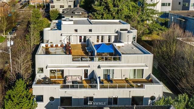 3658 Dayton Avenue N #304, Seattle, WA 98103 (#1717354) :: Canterwood Real Estate Team