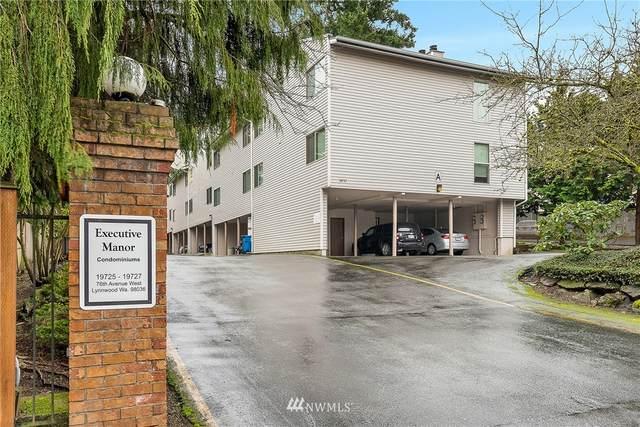 19725 76th Avenue W 6B, Lynnwood, WA 98036 (#1717382) :: Alchemy Real Estate