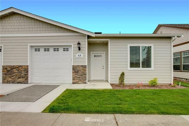 3993 Gentlebrook Lane #43, Bellingham, WA 98226 (#1717519) :: Ben Kinney Real Estate Team
