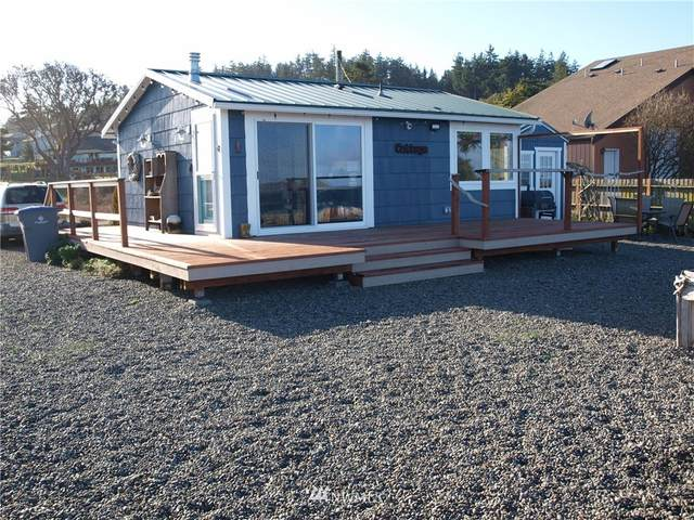 71 Beach Drive, Sequim, WA 98382 (#1717570) :: Ben Kinney Real Estate Team