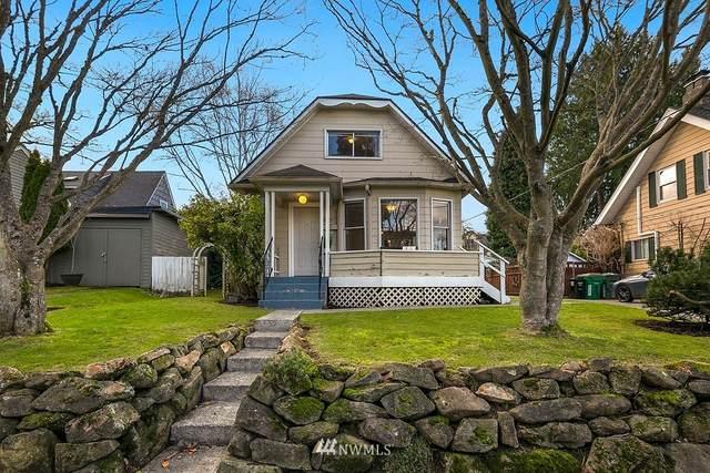 2323 Walnut Avenue SW, Seattle, WA 98116 (#1717612) :: Mike & Sandi Nelson Real Estate