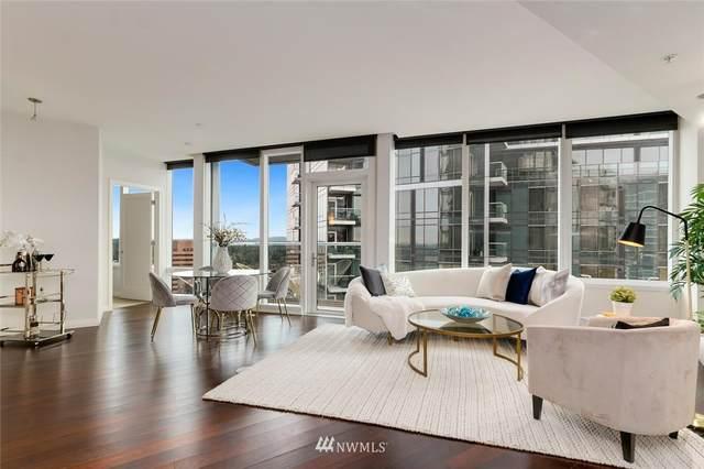 500 106th Avenue NE #3409, Bellevue, WA 98004 (#1717623) :: Better Properties Lacey