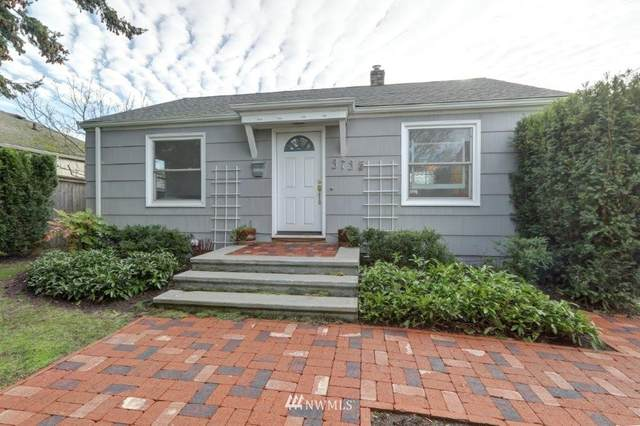 3735 SW Thistle Street, Seattle, WA 98126 (#1717627) :: Ben Kinney Real Estate Team