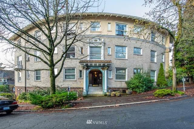 606 E Thomas Street I, Seattle, WA 98102 (#1717645) :: The Snow Group