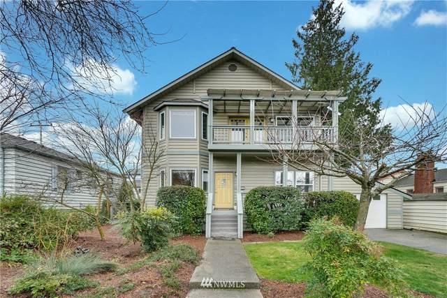 7752 20th Avenue NW, Seattle, WA 98117 (#1717768) :: Canterwood Real Estate Team