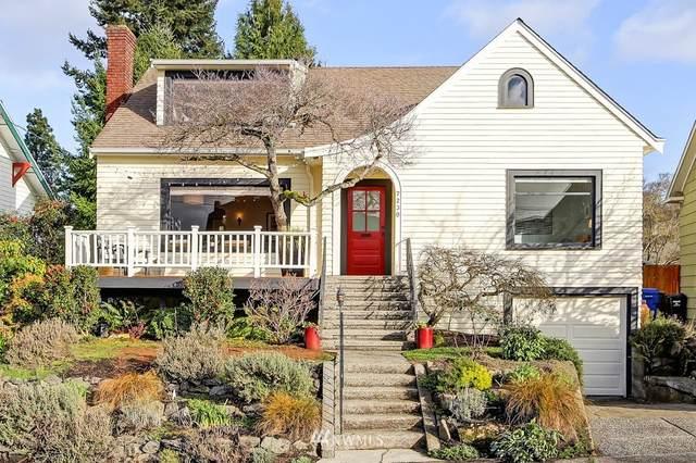 7230 Ledroit Court SW, Seattle, WA 98136 (#1717857) :: Ben Kinney Real Estate Team