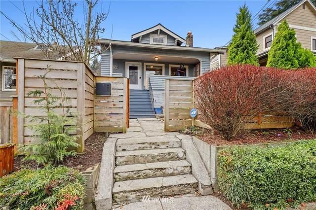 319 N 80th Street, Seattle, WA 98103 (MLS #1717867) :: Community Real Estate Group