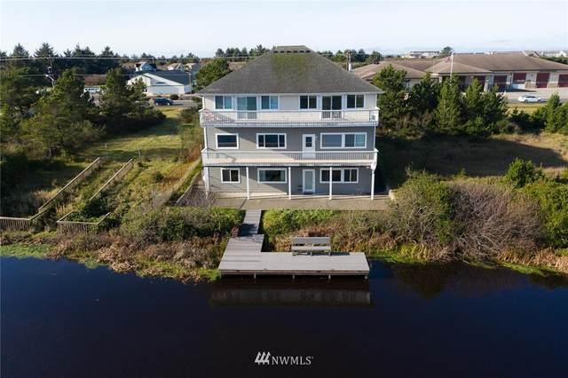 560 Point Brown Avenue NE, Ocean Shores, WA 98569 (#1717894) :: Ben Kinney Real Estate Team