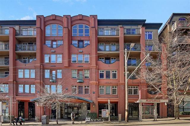 123 Queen Anne Ave N #407, Seattle, WA 98109 (#1717935) :: Ben Kinney Real Estate Team