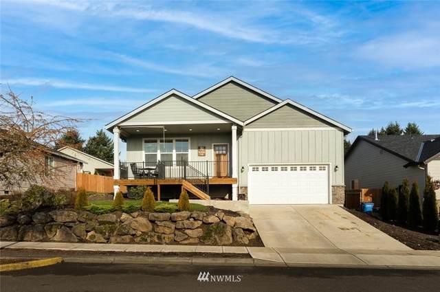 402 NE 17th Street, Battle Ground, WA 98604 (#1717950) :: Canterwood Real Estate Team