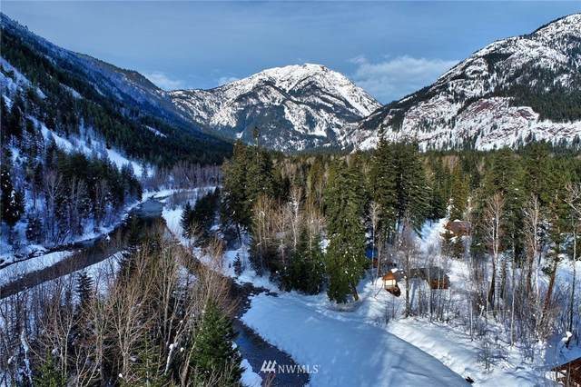 18 Mercer Road, Mazama, WA 98833 (MLS #1717960) :: Brantley Christianson Real Estate