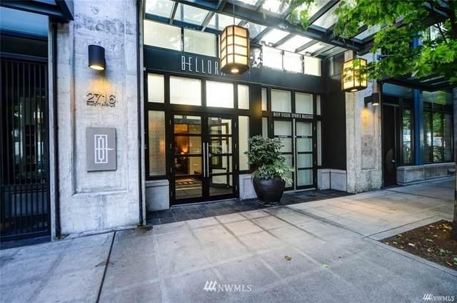 2716 Elliott #408, Seattle, WA 98121 (MLS #1717982) :: Community Real Estate Group