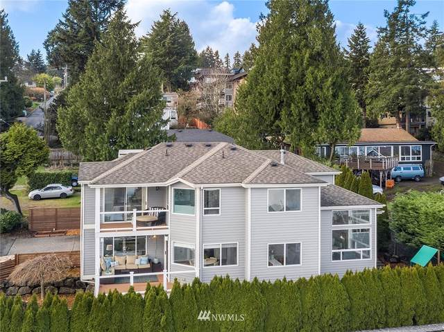 3856 NE 155th Street, Lake Forest Park, WA 98155 (#1718028) :: The Snow Group